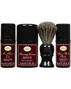 The Art of Shaving Mid-Size Kit - Sandalwood