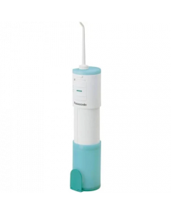 Panasonic EWDJ10A Portable Oral Irrigator - White/Blue