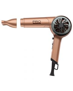 Pro Beauty Tools 1200 Watt Ionic Copper Hair Dryer
