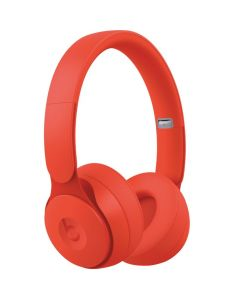 Beats by Dr. Dre Solo Pro Wireless Noise Canceling On-Ear Headphones - Red