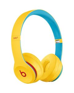 Beats by Dr. Dre Solo3 Club Collection Wireless On-Ear Headphones - Club Yellow