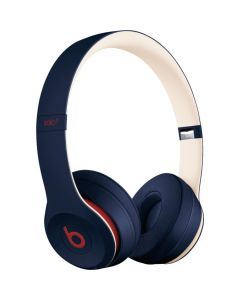 Beats by Dr. Dre Solo3 Club Collection Wireless On-Ear Headphones - Club Navy