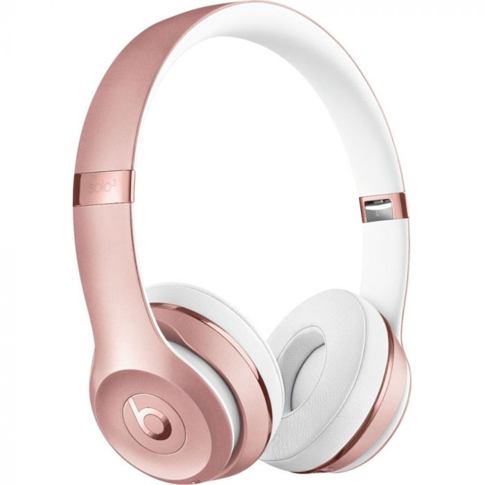 Beats by Dr. Dre Solo3 Club Collection Wireless On-Ear Headphones - Rose Gold