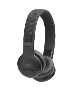 JBL Live 400BT Wireless On-Ear Headphones - Black