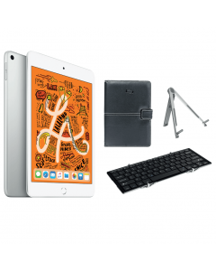 "Apple Bundle: IPad Mini 7.9"" + Aluratek Stand + Tablet Case + Portable Ultra-Slim"