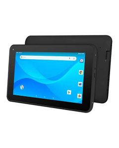 "Ematic EGQ380BL 7"" Quad-Core/ 1GB RAM/ 16 GB  Tablet Android - Black"