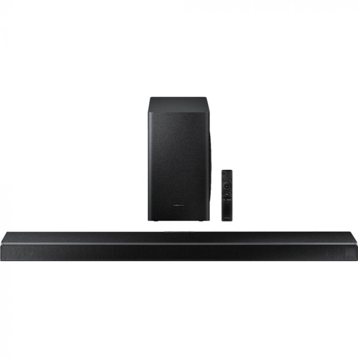 Samsung HWQ60T/ZA Soundbar with Wireless Subwoofer - Black