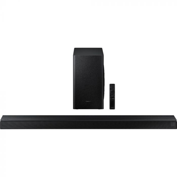 "Samsung HWQ70T/ZA 3.1-Channel 340W Soundbar with 6.5"" Wireless Subwoofer - Black"