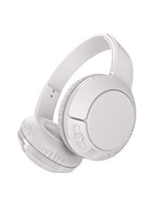 TCL MTRO200BT Wireless On-Ear Headphones Super Light Weight Headphones  - Ash White