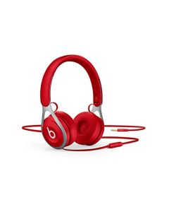 Beats Ep Wired On- Ear Headphones -  Battery Free For Unlimited Listening, Built In Mic And Controls -  Red