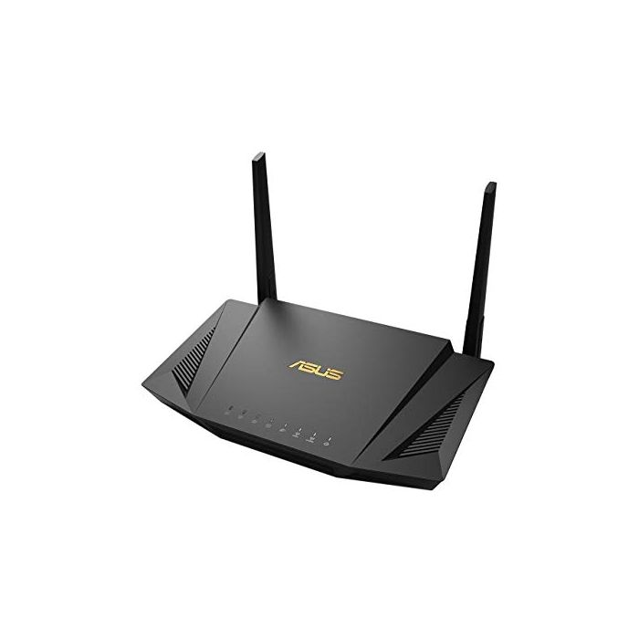 Asus Rt-Ax56U Ax1800 Wifi 6 Dual-Band Wifi Router - Lifetime Internet Security With Aiprotection - Whole-Home Wifi With Aimesh - Mu-Mimo - Ofdma - Vpn Setting