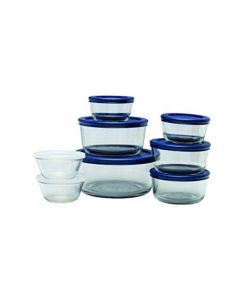 Anchor Food Storage Set 16Pc Red