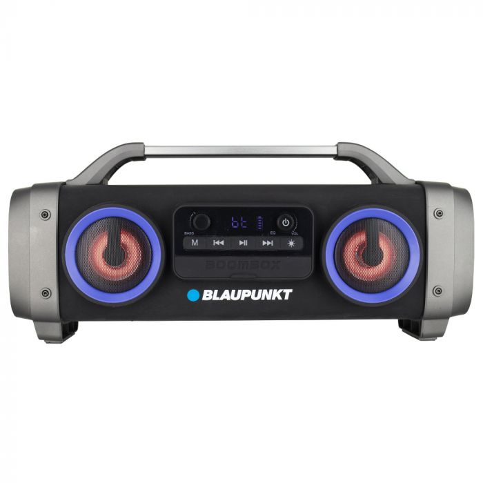 Blaupunkt Portable Wireless Bluetooth Boom Box