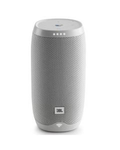 JBL Link 10 Voice Activated Speakers- White