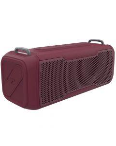 Braven X/2 Bluetooth Speakers - Red