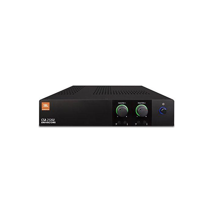 JBL Professional CSA2120Z Commercial Series Two-Channel 120-Watt Power Amplifier