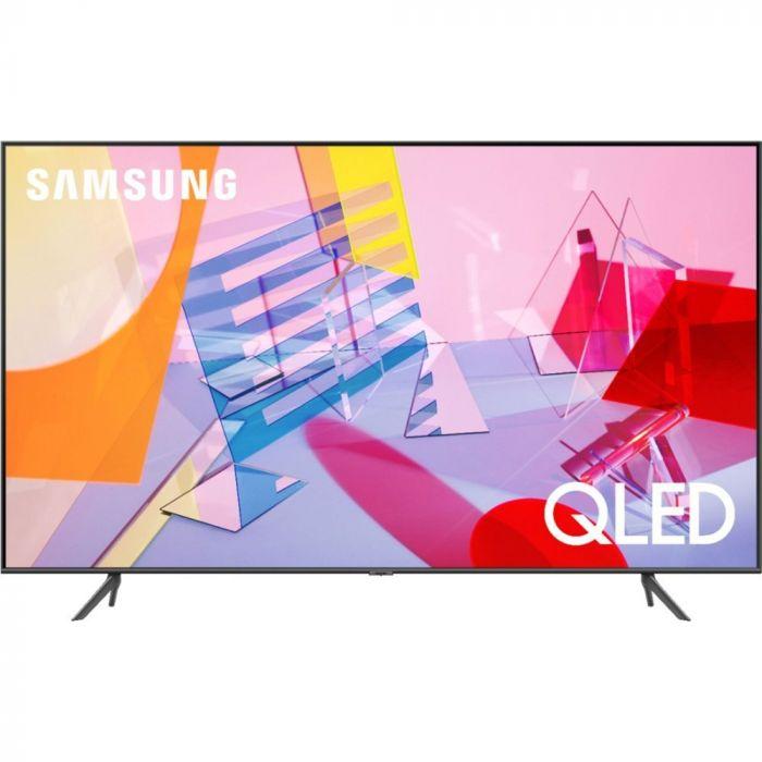"Samsung QN50Q60TAFXA 50"" Class /QLED Q60 Series /4K UHD TV /Smart /LED /HDR"