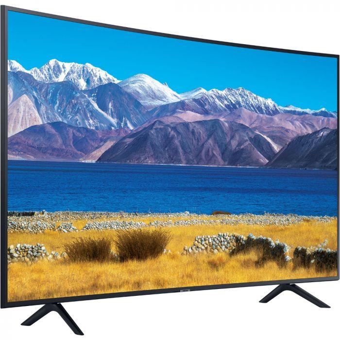 "Samsung 55"" /4K /UHD /Curved /Smart Tv"