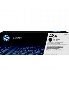 HP 48A LaserJet Toner Cartridge - Black
