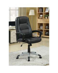 Coaster Decorative Office Chair - Black