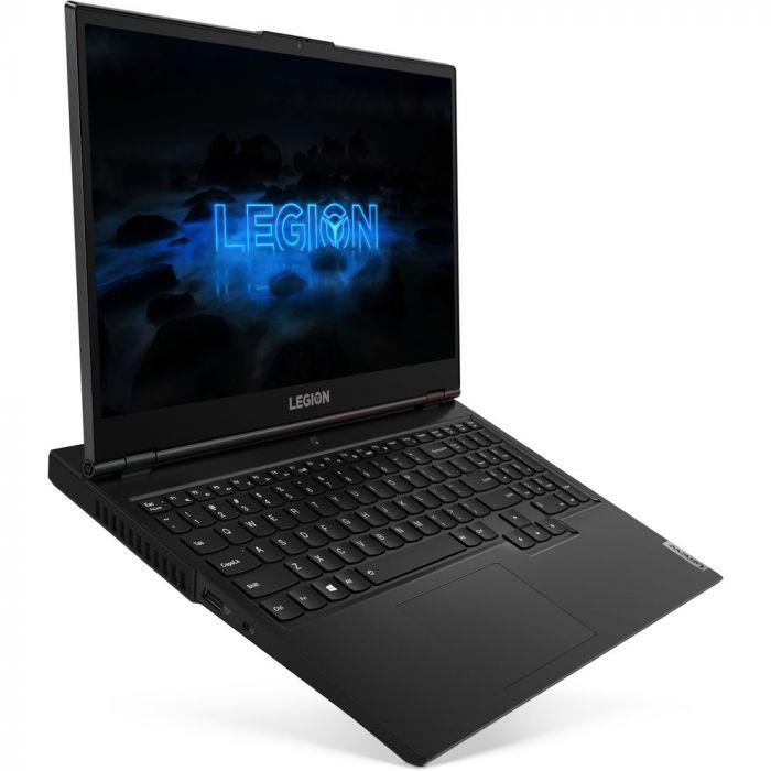 "Lenovo Legion 5 15.6"" FHD Gaming /i7-10750H /8GB /256GB /GTX 1650 /W10H - Black"
