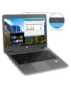 "HP EliteBook 14"" Laptop /Intel Core i5 /8GB Memory /256GB Solid State Drive - Silver"