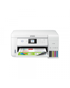 Epson EcoTank ET-2760 All-in-One Supertank Printer - White