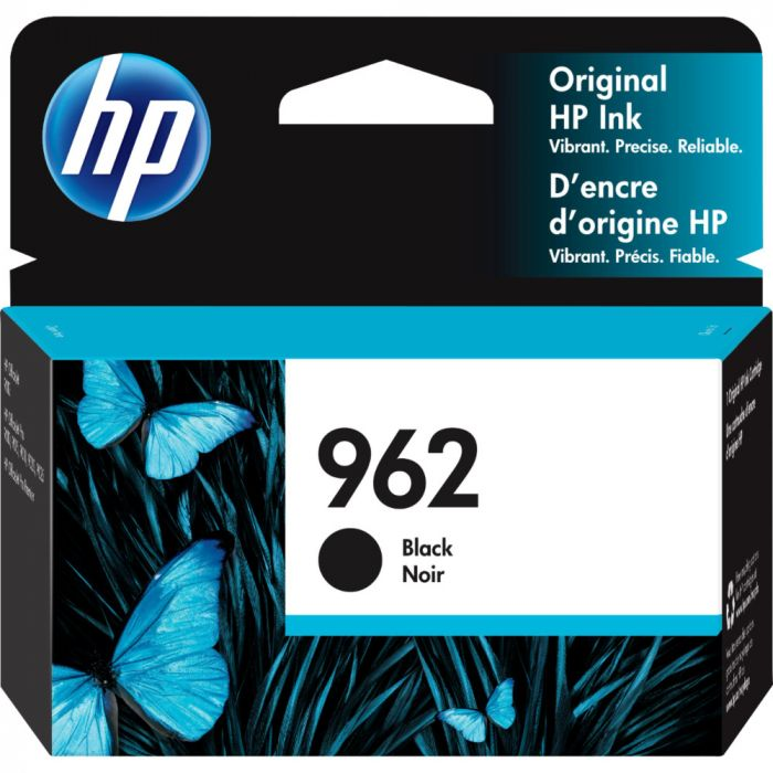 HP 962 Black Original Ink Cartridge