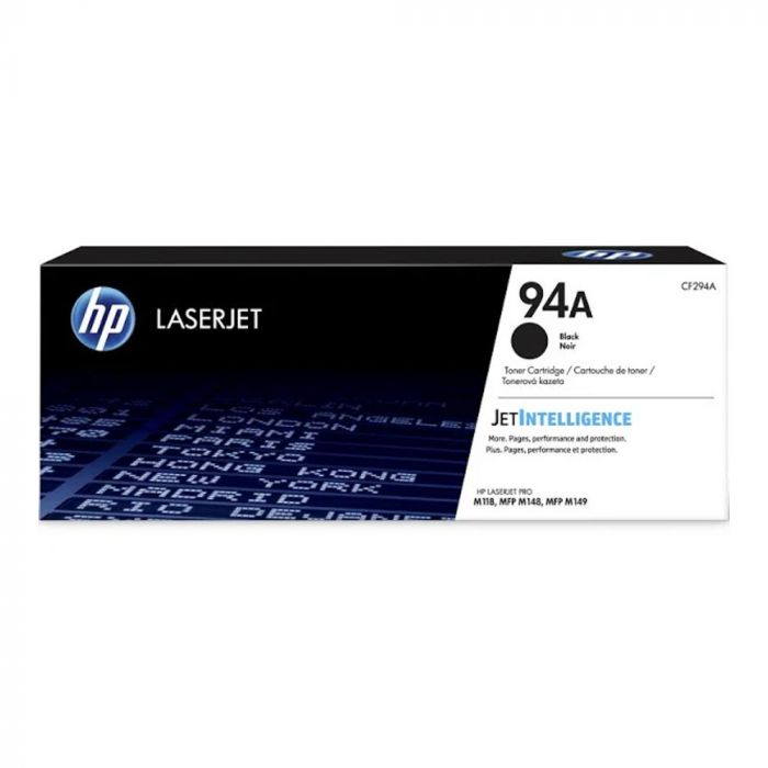 HP 94A Toner Cartridge 1 pack - Black
