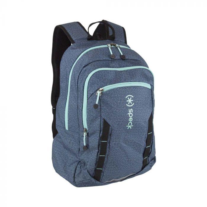 Speck Prep Backpack Heathered - Grey/Teal