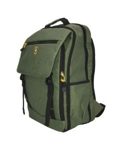 Speck Ruck Backpack - Olive/Yellow