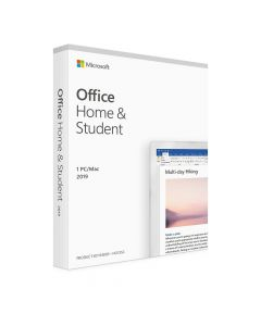 Microsoft Office Home & Student 2019 1-User License Product Key Code