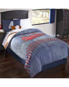 Home Run Comforter 5 Piece Set by Hallmart Kids
