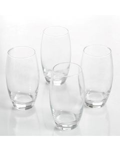 Pasabahce 4 Pc 11.5 Oz Clear Glass