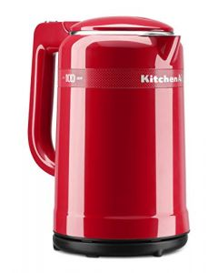 Kitchenaid Kek1565Qhsd 100 Year Limited Edition Queen Of Hearts Electric Kettle - 1.5L - Passion Red