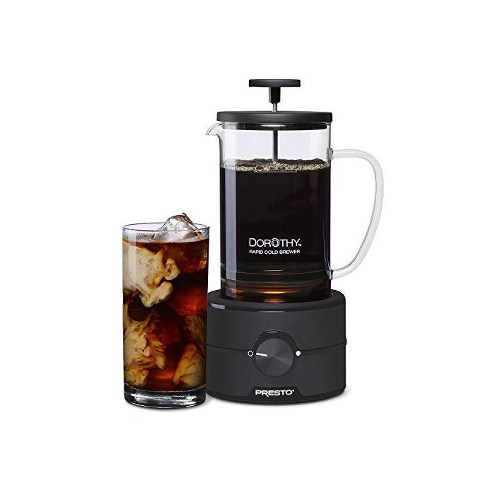 Presto 02937 Dorothy? Electric Rapid Cold Brew Coffee Maker