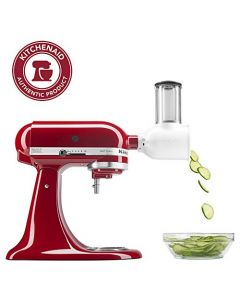 KitchenAid KSMVSA Fresh Prep Slicer/Shredder Attachment - White