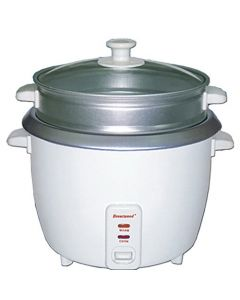 Brentwood Ts-700S Rice Cooker - 4 Cups - White