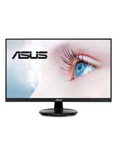 Asus Va24Dq 23.8? Monitor - 1080P Full Hd - 75Hz - Ips - Adaptive-Sync/Freesync - Eye Care - Hdmi Displayport Vga - Frameless - Vesa Wall Mountable