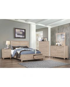 Cambria Queen Bedroom 6 Piece Set