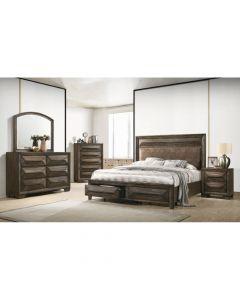 Glasgow 6PC Queen Bedroom Set