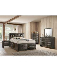 Emilia Queen Bedroom 6 Piece Set