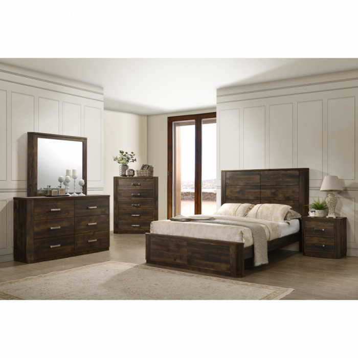 Loisdale 6 Piece Queen Bedroom Set