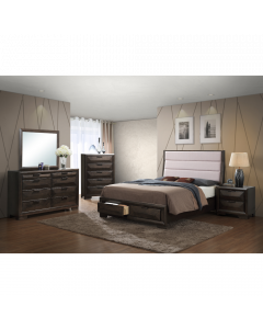 Woodham 6 Pieces Queen Bedroom Set