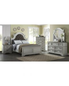Farmstead 6PC Cal King Bedroom Set