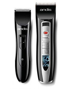 Andis 24615 Select Cut 5-Speed Combo Home Haircutting Kit, Black