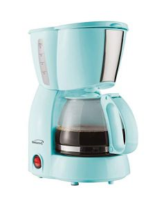 Brentwood Ts-213Bl 4 Cup Coffee Maker - Blue