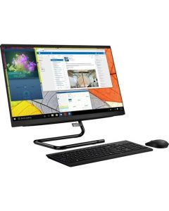 Lenovo 23.8 inch IdeaCentre A340 Multi-Touch All-in-One Desktop Computer (Black)