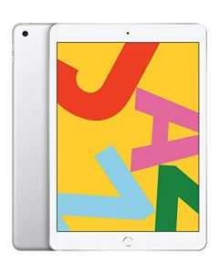 Apple iPad - 10.2- inch, Wi- Fi, 32GB -  Silver - Latest Model