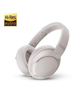 TCL ELIT400BT Wireless On-Ear Headphones Hi-Res Headphones  - Cement Gray